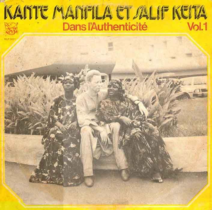 Salif Keita Kante Manfila Et Les Ambassadeurs Internationaux Tounkan